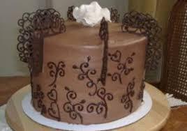 checker board nutella and raspberry chocolate birthday cake