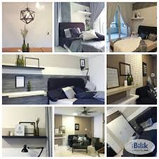 interior designed rooms for rent in cyberjaya for male tenant