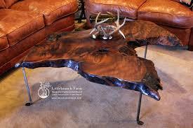 burl wood coffee table burl wood furniture rustic coffee table rustic burl wood coffee