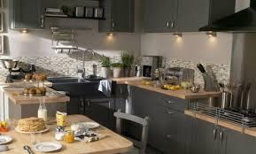leroy merlin facade cuisine décoration cuisine grise et blanche 28 marseille cuisine grise