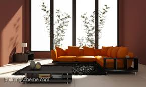 Modern Living Room Ideas 2012 Living Room Wall Decorating For Living Room With Brown Single