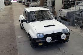 renault 5 turbo ebay listing the rare speedy renault 5 turbo ebay motors blog