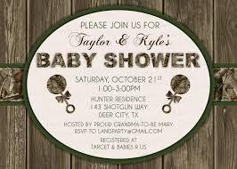 camo baby shower invitations camo baby shower invites wblqual