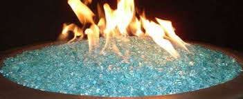 Fire Pit Glass Stones by Outdoor Fire Pit With Fire Glass U0026 Fire Stones Novel Outdoor