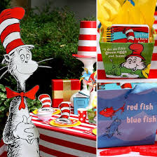 dr seuss birthday party ideas dr seuss themed birthday party ideas popsugar