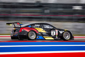 cadillac ats racing caddy killed it at cota this weekend gm inside