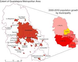 Zacatecas Mexico Map by Population Geo Mexico The Geography Of Mexico Part 5
