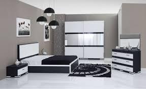chambre a coucher noir et blanc best chambre a coucher moderne noir et blanc contemporary