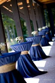 40 pretty navy blue and white wedding ideas wedding table covers
