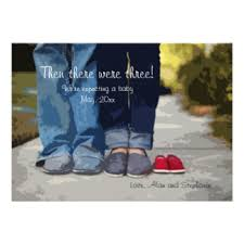 were expecting cards invitations greeting photo cards zazzle