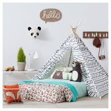 Camp Bedding Camp Kiddo Room Collection Pillowfort Target