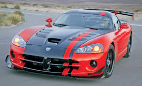 Dodge Viper Limited Edition - 2008 dodge viper srt10 acr first drive review reviews car