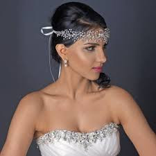 forehead headband bridal accessories bridal jewellery bridal hair accessories