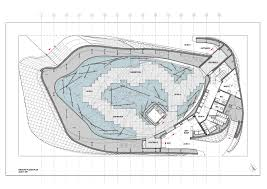 Expo Floor Plan Vanke Pavilion Milan Expo 2015 Daniel Libeskind Archdaily