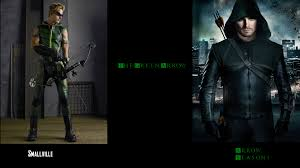 flash vs arrow wallpapers costume comparison smallville vs arrow u0026 the flash album on imgur