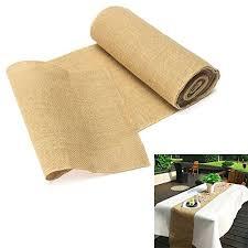 tappeti da corsa table runner tappeto da tavolo tappeto da tavolo in pizzo jute