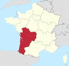 Map Of Southern France by Nouvelle Aquitaine Wikipedia