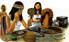 information on egyptain hairstlyes for and ancient fashion lawfield learning network