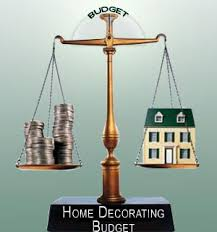 Home Decorating Budget On A Budget