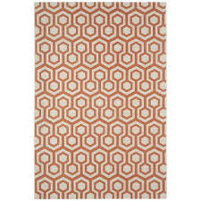 Small Outdoor Rug 4 X 6 Small Coral Indoor Outdoor Rug Honeycombs Rc Willey
