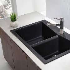 Swan Granite Kitchen Sink by Ideas Impressive Black Granite Kitchen Sinks With Amazing Matrix