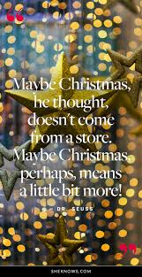 heart quote from the grinch get ready to get in the christmas spirit