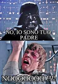 I Am Your Father Meme - no i am your father no io sono tuo padre on memegen