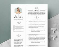Pages Resume Templates Resume Template Cv Template Cover Letter For Word 3 Page