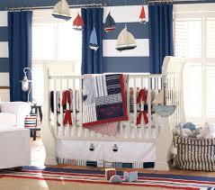 unique neutral gender nautical bedding nursery all modern home