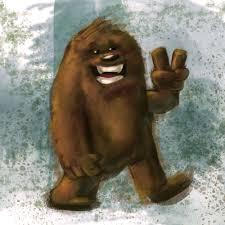 bigfoot sketch cade halada