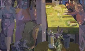 painters painting u0027s place susan lichtman at steven harvey painters u0027 table