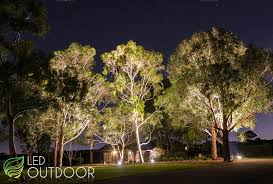 Outdoor Up Lighting For Trees Outdoor Lighting Design Ideas Led Outdoor Bring Your Garden