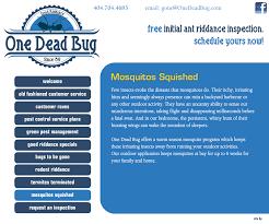 1 dead bug pest control in acworth marietta u0026 kennesaw good