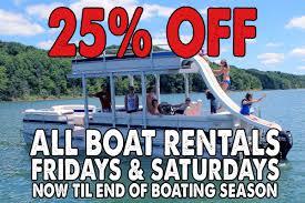Pontoon Rental Table Rock Lake by Kimberling U2013 Table Rock Resorts At Kimberling