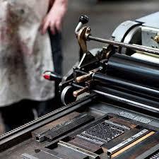 letterpress printing letterpress printing on a vandercook cylinder press plus