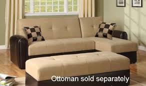 Sectional Sofa With Storage Chaise Amazon Com Adjustable Sectional Sofa With Reversible Chaise And