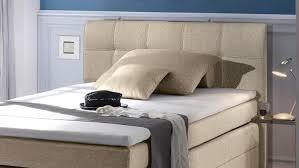 Schlafzimmer Beige New Bedford Bett Schlafzimmer Beige Mit Topper 120x200