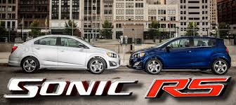 chevy sonic 2015 chevy sonic rs sedan and ltz dusk join cool rs hatch with
