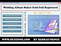 wedding album maker wedding album maker gold 3 52 keygen free