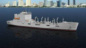 build a navy nassco gets 3 billion contract to build 6 navy oilers times of