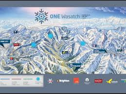 Colorado Ski Resorts Map by Connecting 7 Wasatch Ski Areas In Utah Could It Really Work