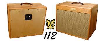 guitar speaker cabinets 112 guitar speaker cabinet yellow cab amplification