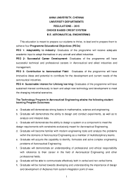 be aerospace syllabus of mit anna university r2015