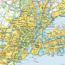 map of new york city map of new york metro area major tourist attractions maps