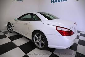 2013 mercedes sl class 2013 used mercedes sl class 2dr roadster sl550 at haims