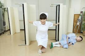 Floor Nurse by Strange Japanese Free Pictures Of A Nurse Doing Crazy Things