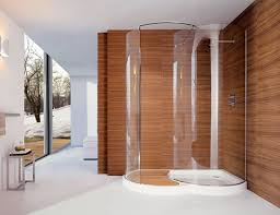 Curved Shower Doors Walk In Shower By Cesana Eclisse Curved Shower Enclosures With