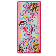 Marshalls Area Rugs Well Wreapped Paw Patrol Toys Rug Hopscotch Mat Skye Marshall