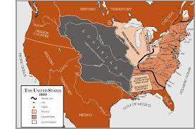map usa in 1800 the united states in 1800 archiving early america the united