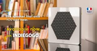 a u0027 speaker the speaker that only you can hear indiegogo